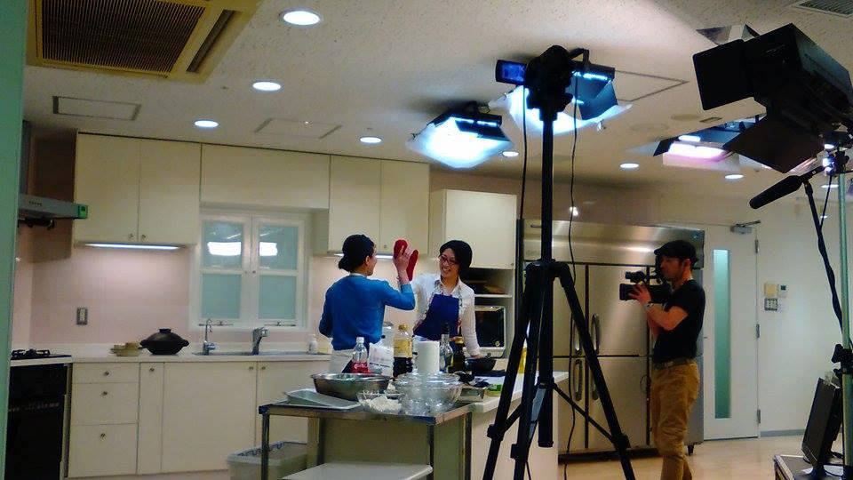 ニコ生動画「24時間お料理マラソン」出演