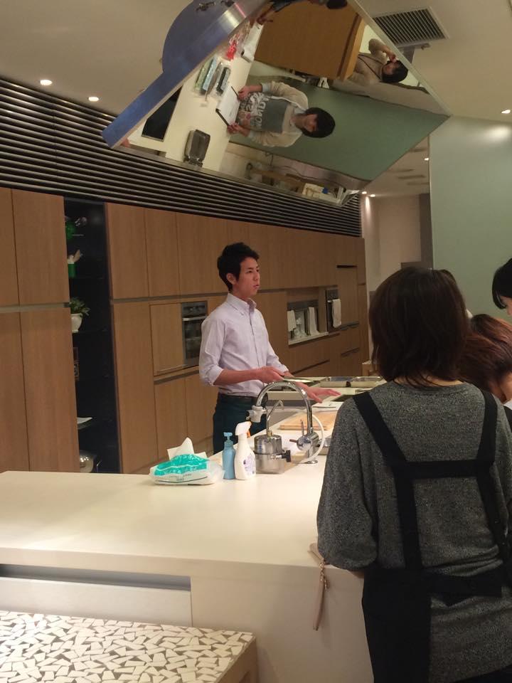 高橋善郎:カイハウス(貝印株式会社)様 魚さばき教室の講師としてイベントに出演しました!