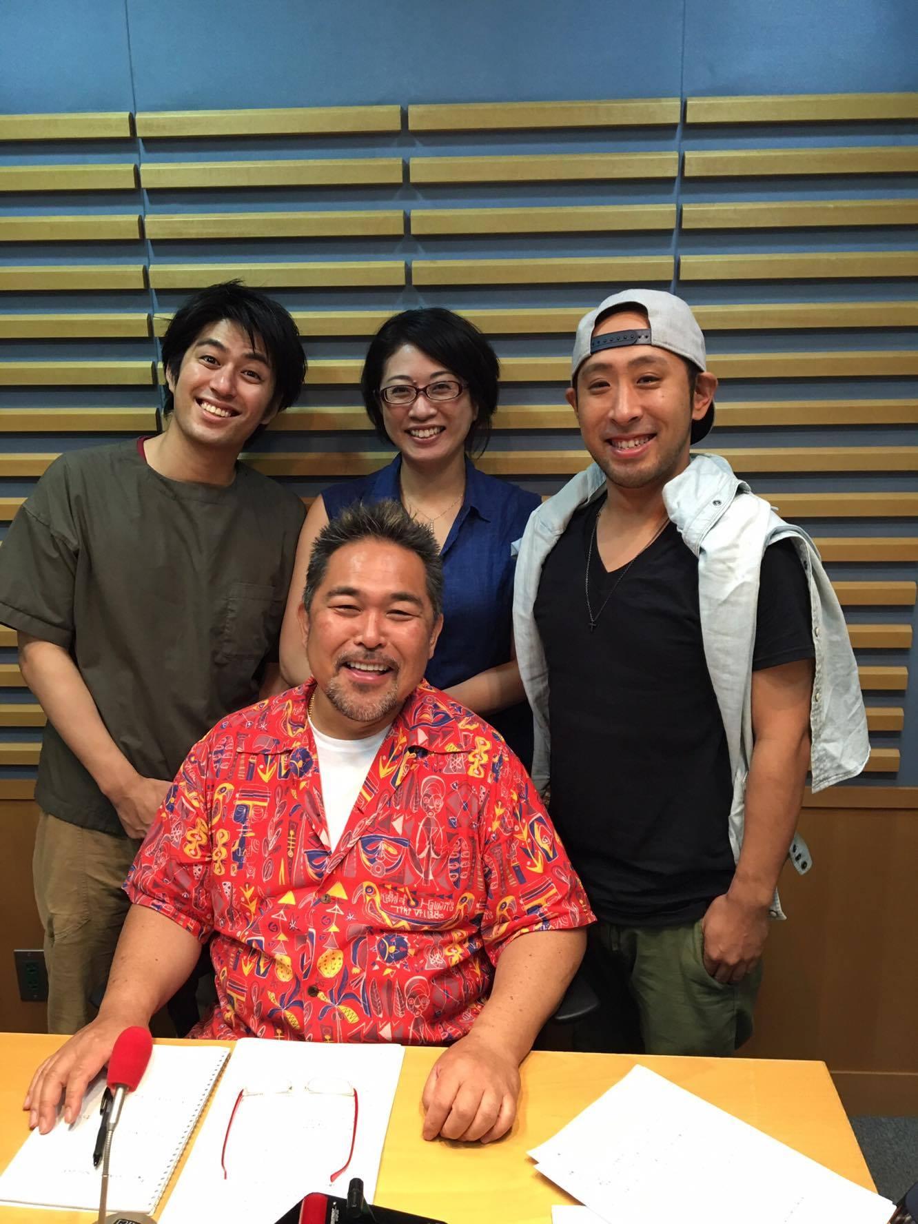 ヤミー:ニッポン放送さま 「森野熊八グルメタイム~ニッポン全国 うまい、うまい!~」   8/8~8/12 (出演予定)