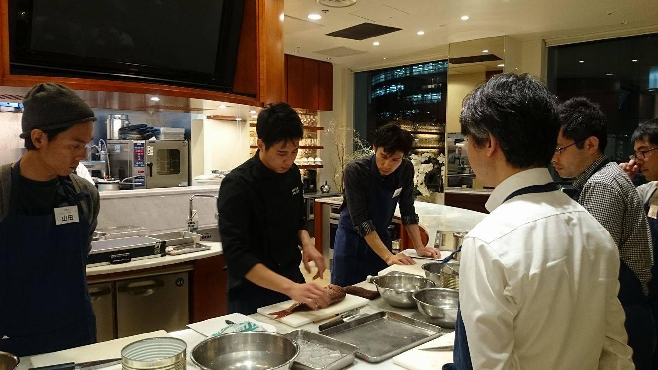 高橋善郎:デキる男の『料理の腕をあげる7つの技法』(第1回) 講師を担当しました