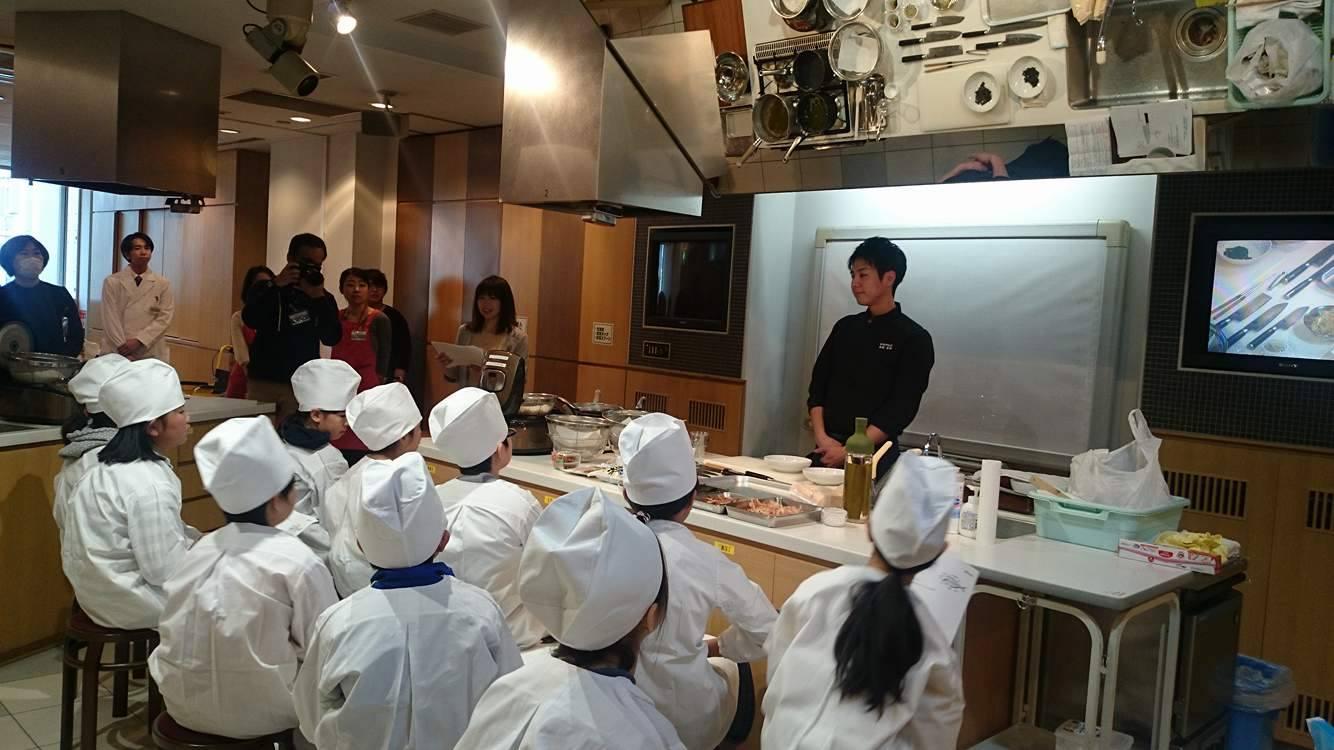 """高橋善郎:フジッコ食育プログラム 第6回 親子で!""""昆布""""味覚授業"""