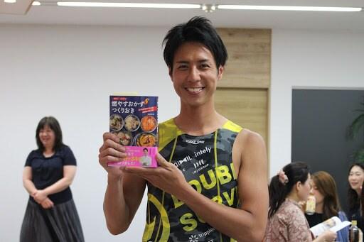高橋善郎:株式会社学研プラスより発行「燃やすおかず つくりおき」出版記念イベント