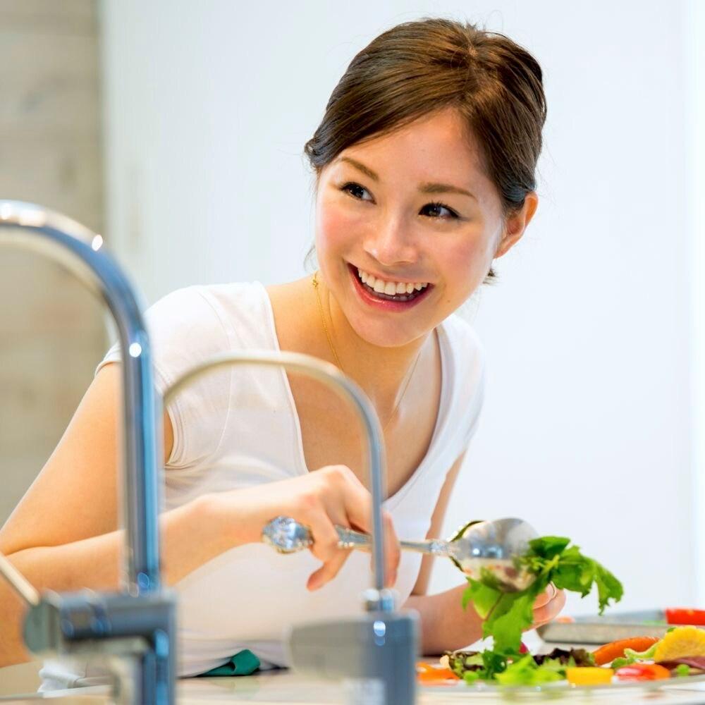 西岡麻央:伊勢丹新宿店様・ル・クルーゼ様のイベントにて講師をしました!