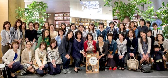 栁川かおり:「Every Table」出版記念イベントを開催しました!