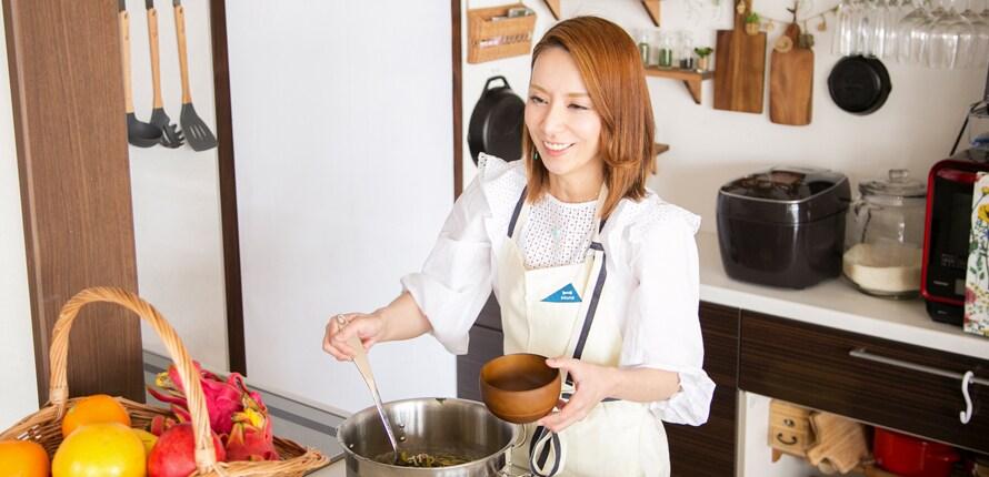 松山絵美さん、素敵な笑顔とお話どうもありがとうございました!