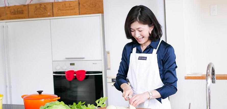 北島真澄さん、素敵な笑顔とお話どうもありがとうございました!