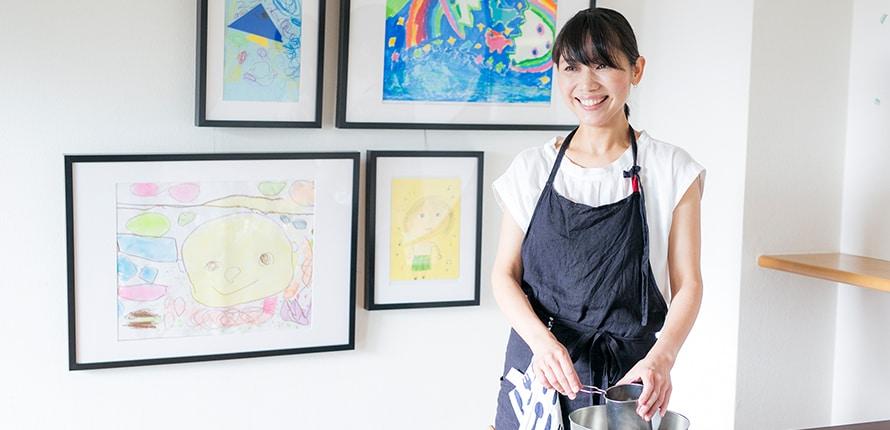平野信子さん、素敵な笑顔とお話どうもありがとうございました!