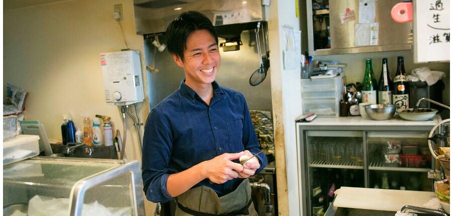 YOSHIROさん、素敵な笑顔とお話しどうもありがとうございました!