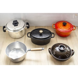 素材・サイズ・用途で選ぼう!プロがおすすめする鍋5選
