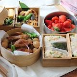【PR】みんなが大好きなおかずを詰めて。外でも食べやすい行楽弁当