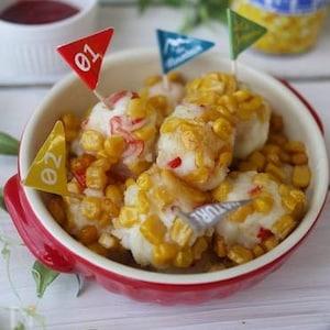 【PR】お弁当に!いなば食品の食塩無添加コーン大量活用術