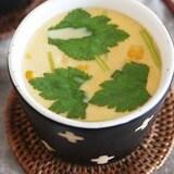 【PR】レンチンで茶碗蒸しのレシピも!あごだしつゆで作る簡単おかず