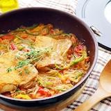 【PR】素材のうま味を楽しむ。サーモスの取っ手のとれるフライパン