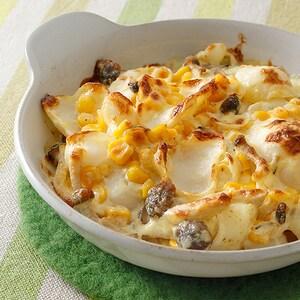 おいしい北海道産の野菜「きたやさい」をたのしむ!ゆり根のマヨチーズ焼き
