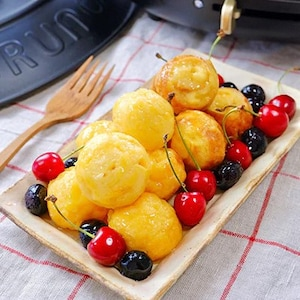 まんまるかわいい!至福のとろけるフレンチトースト