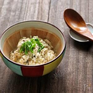 「京風割烹 白だし」でトロトロ焼きなすの白和え✼白だし仕立て