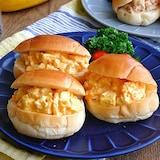 まぜるだけ!卵サンドにぴったりのチーズin卵フィリング
