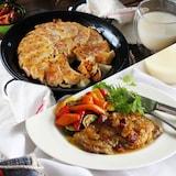 韓国食材を使った絶品餃子とポークソテーで免疫力アップ!