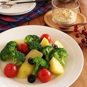 あと一品に!ブロッコリーとじゃがいものタルタルサラダ