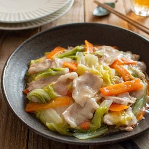 「京風割烹 白だし」で簡単とろける美味しさの白菜おかず