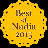 Best of Nadia 2015 発表!