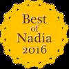 Best of Nadia 2016 発表!