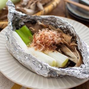 「京風割烹 白だし」×野菜の簡単おつまみ