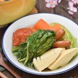 大阪北部産野菜のかんたん&おいしいレシピ特集