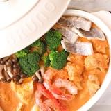 BRUNO crassy+で野菜たっぷり華やか鍋