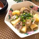 「京風割烹 白だし」で超簡単&家族よろこぶ塩肉じゃが