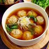 【PR】〈だしを使ったおいしいレシピ〉レンジでOK ゆず香る肉団子のだしスープ