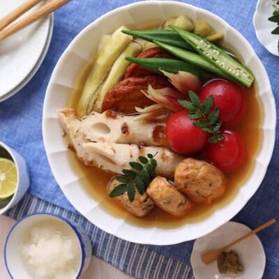 【PR】夏こそ食べたい!バテ防止にもなる冷やしおでん