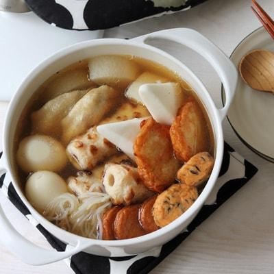 【PR】大きなお鍋で作り置き!素材のうま味たっぷりおでん
