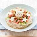 【PR】これからの季節にうれしい♪見た目もかわいい麺レシピ!
