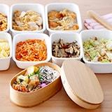 お弁当に。持ち寄りに。 使い勝手抜群の 「作り置き」レシピ集