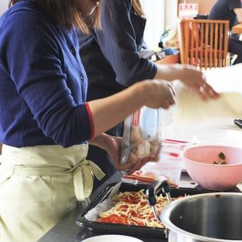 料理教室レポート