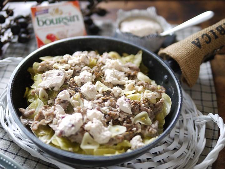 巻かないロールキャベツ【キャベツと豚肉のスパイス重ね煮 】