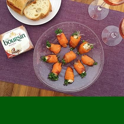 ホワイトデーにふたりでお料理はいかが?ブルサン×旬素材の3ステップ料理