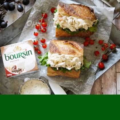 旬の新玉ねぎ×ブルサン!新年度に向けて英気を養うサンドイッチ
