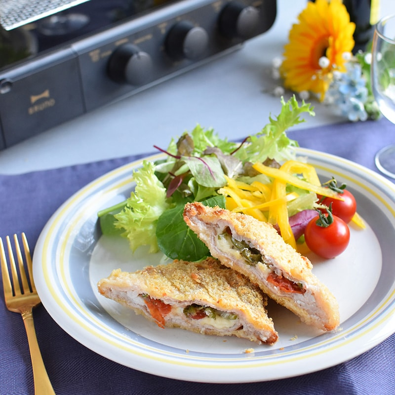 トースターで簡単!ノンフライ調理もスイーツ作りももっと手軽に美味しく!