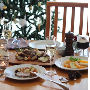 おうちディナーにおすすめ!カップルで楽しむおしゃれクリスマス