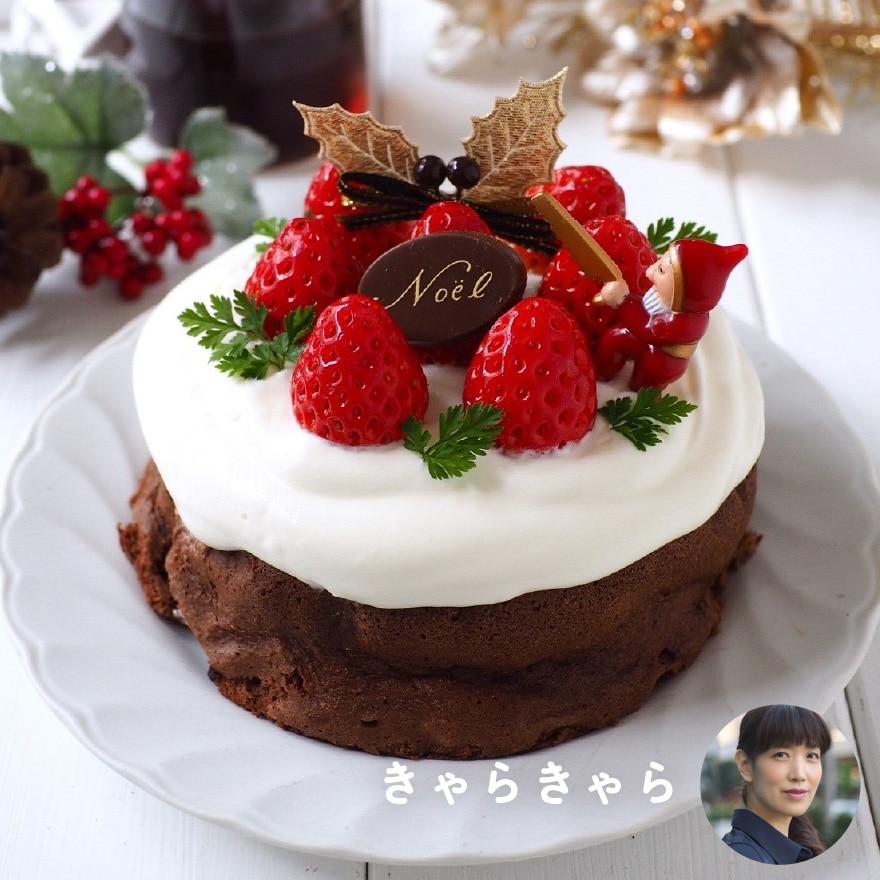材料はたったの2つ!驚きのチョコケーキ