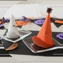 お家にあるもので簡単!ハロウィンパーティーを盛り上げるデコレーション
