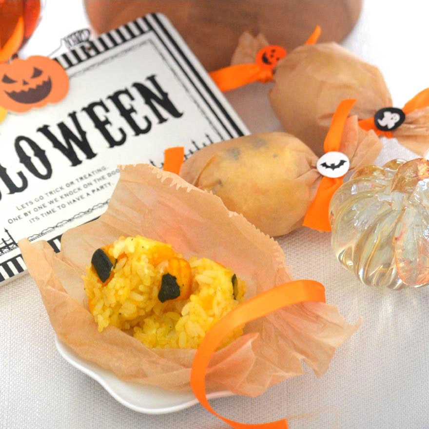 炊飯器で簡単に作れる!かぼちゃとチーズのピラフ