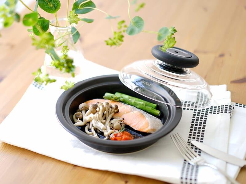 肉も魚も野菜も!レンジで料理