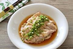 葱油鶏(ソンユーチー)