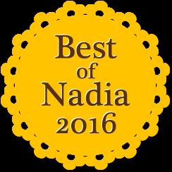 Best of Nadia賞