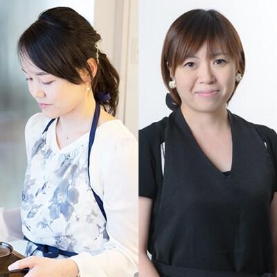 柳川かおり&松尾絢子