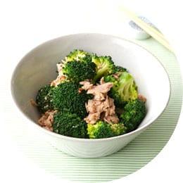 すき間おかずに!ブロッコリーとツナの簡単サラダ
