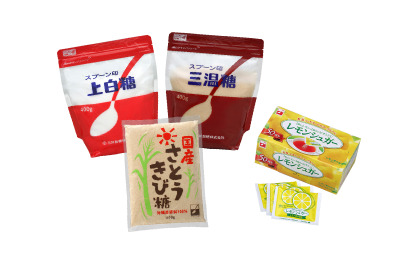 C賞:三井製糖お砂糖詰め合わせ/2名様